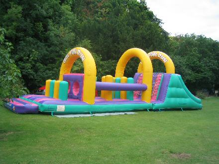Find jumping castles for sale and start your own business